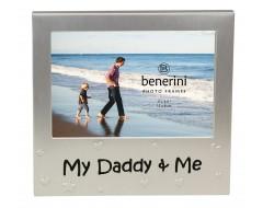 """My Daddy & Me Photo Frame - 5 x 3.5"""" (13 x 9 cm)"""