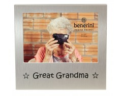 "Great Grandma Photo Frame - 5 x 3.5"" (13 x 9 cm)"