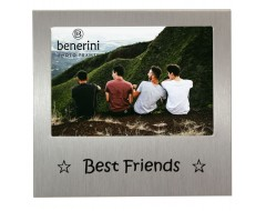 "Best Friends Photo Frame - 5 x 3.5"" (13 x 9 cm)"