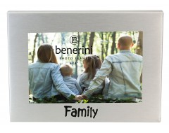 "Family Photo Frame - 6 x 4"" (15 x 10 cm)"