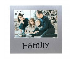 "Family Photo Frame - 6 x 4"" (15 x 10 cm)"