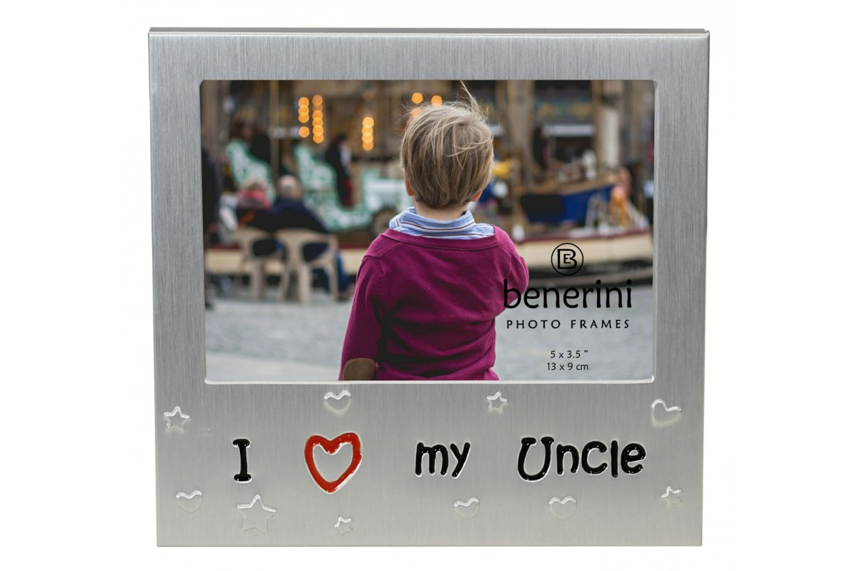 Benerini I Love My Auntie Photo Picture Frame Gift 5 X 35 Best