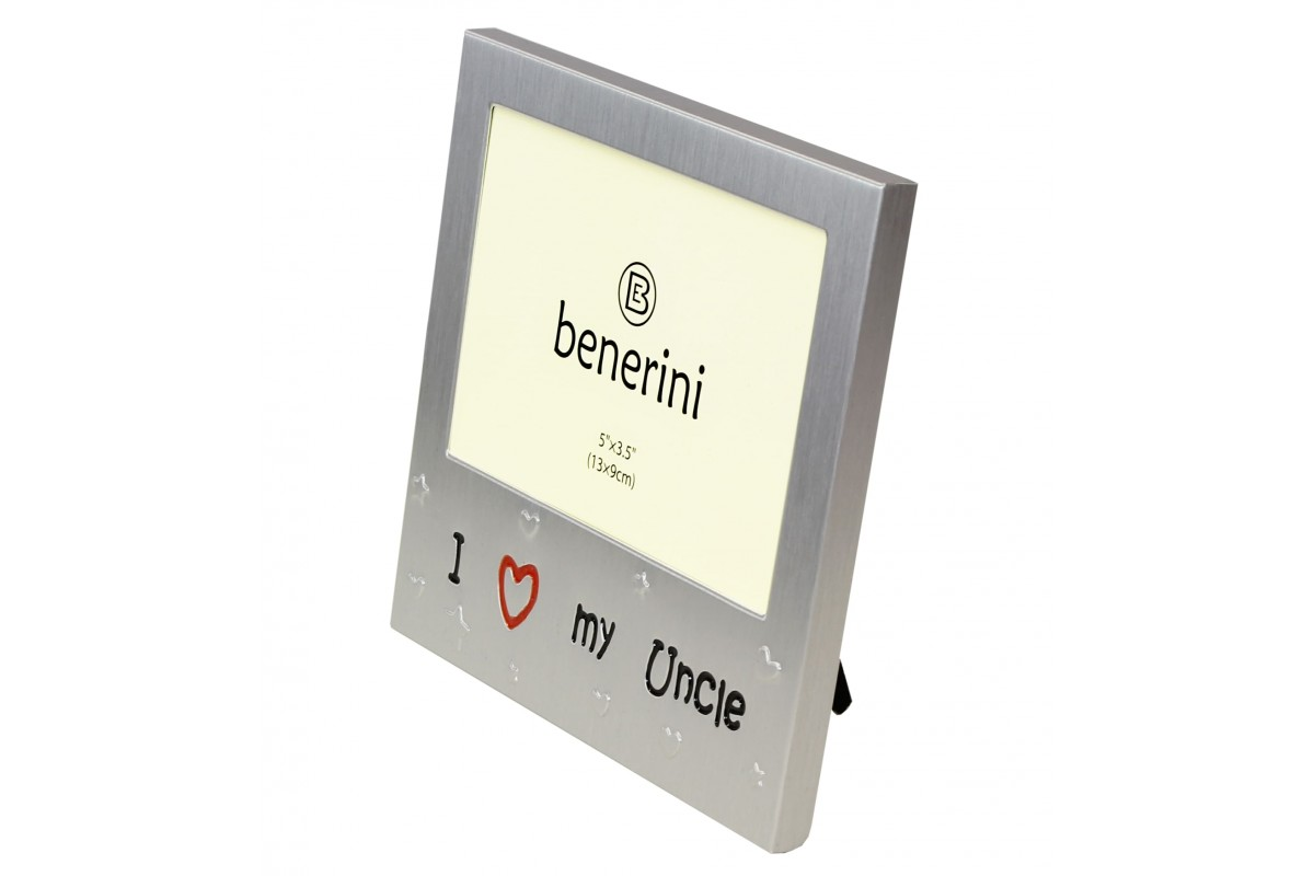 I Love My Uncle Photo Picture Frame Gift Present Benerini