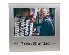 "Great Grandad Photo Frame - 5 x 3.5"" (13 x 9 cm)"