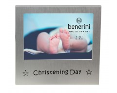 "Christening Day Photo Frame - 5 x 3.5"" (13 x 9 cm)"
