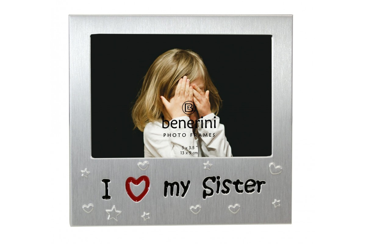 benerini Me & My Big Brother - Photo Picture Frame Gift - 5 x 3.5