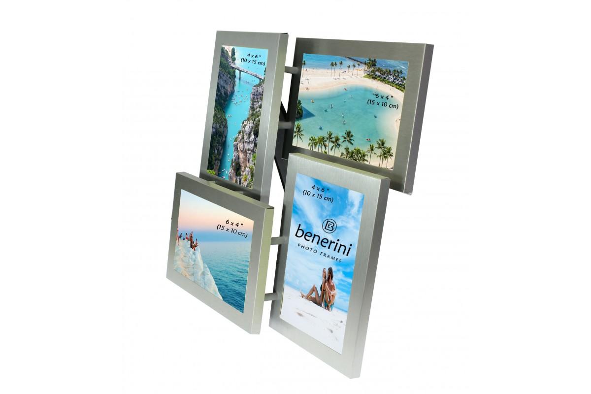 4 Photo Collage Photo Frame | Multi Photo Frames benerini