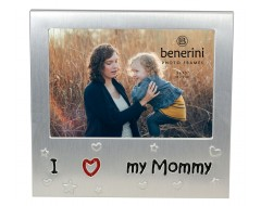 "I Love My mommy Photo Frame - 5 x 3.5"" (13 x 9 cm)"