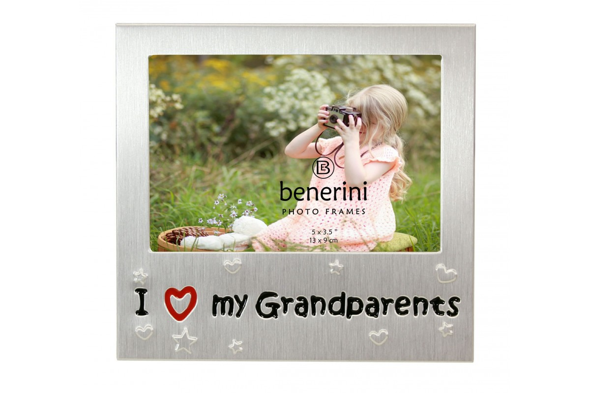 I Love my Grandparents Photo Frame Idea   benerini