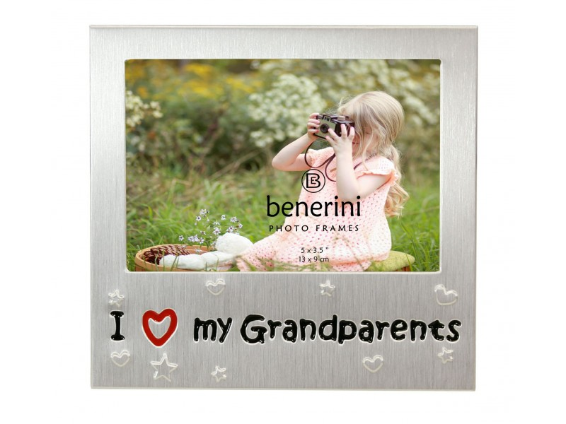 I Love my Grandparents Photo Frame Idea | benerini