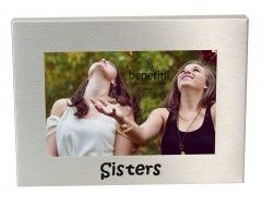 "Sisters Photo Frame - 6 x 4"" (15 x 10 cm)"
