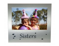 "Sisters Photo Frame - 6 x 4"" (15 x 10 cm)"