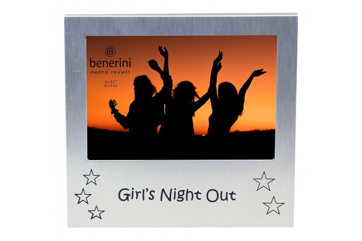 Girls Night Out Photo Frame Gift Idea | benerini