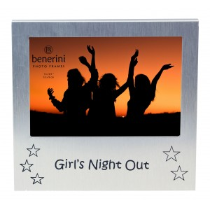 "Girls Night Out Photo Frame - 5 x 3.5"" (13 x 9 cm)"