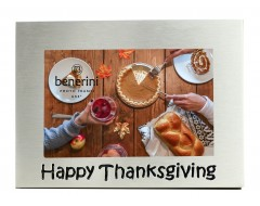 "Happy Thanksgiving Photo Frame - 6 x 4"" (15 x 10 cm)"