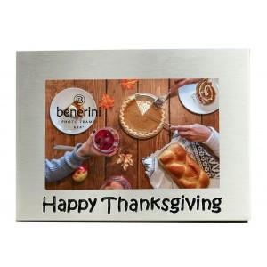 "Happy Thanksgiving Photo Frame - 6 x 4"" (15 x 10 cm)"