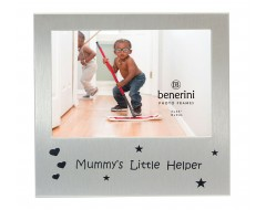 "Mummys Little Helper Photo Frame - 5 x 3.5"" (13 x 9 cm)"
