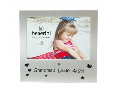 "Grandmas Little Angel Photo Frame - 5 x 3.5"" (13 x 9 cm)"