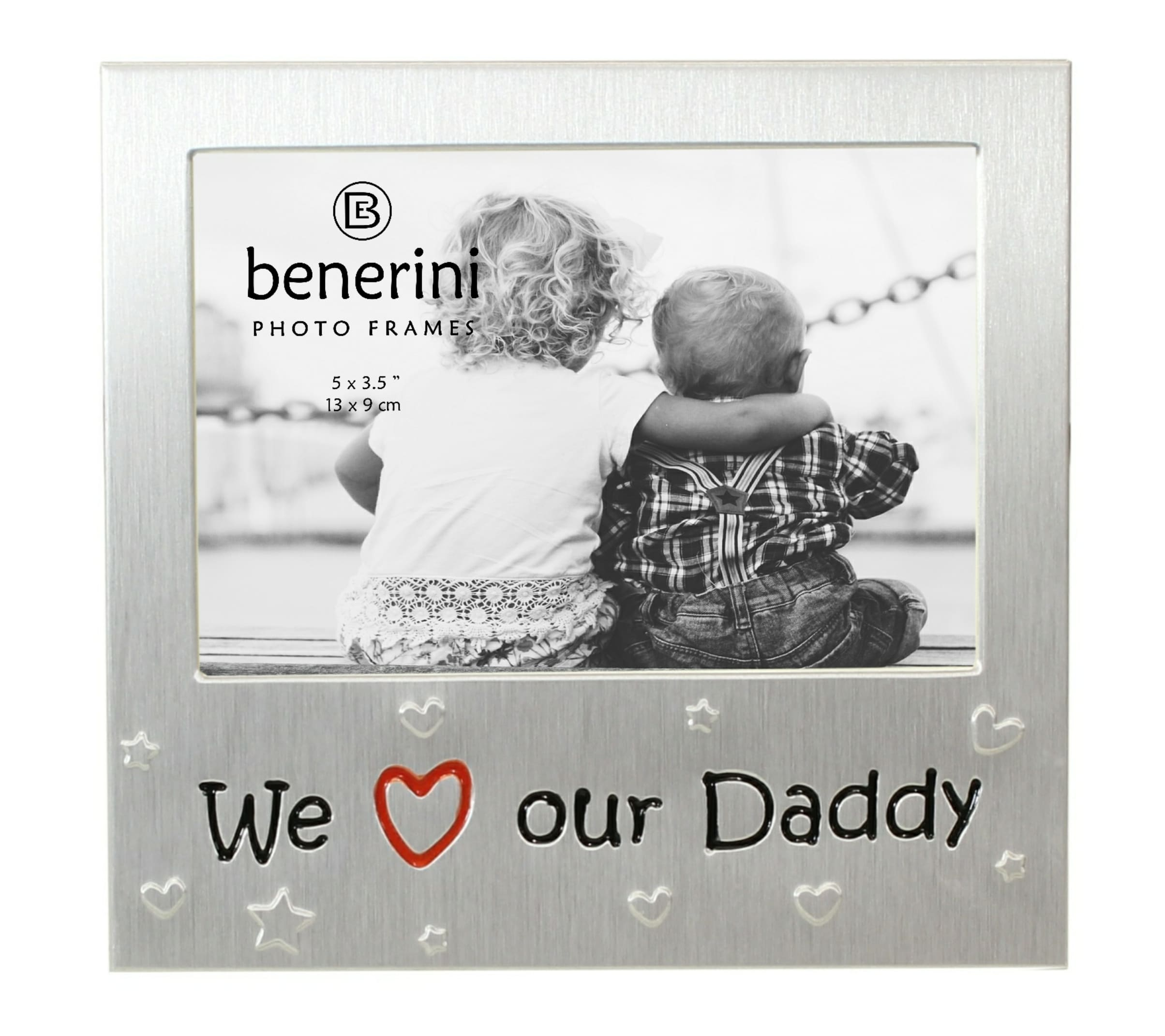 We Love Our Mummy & Daddy Photo Frame Gift Idea| benerini