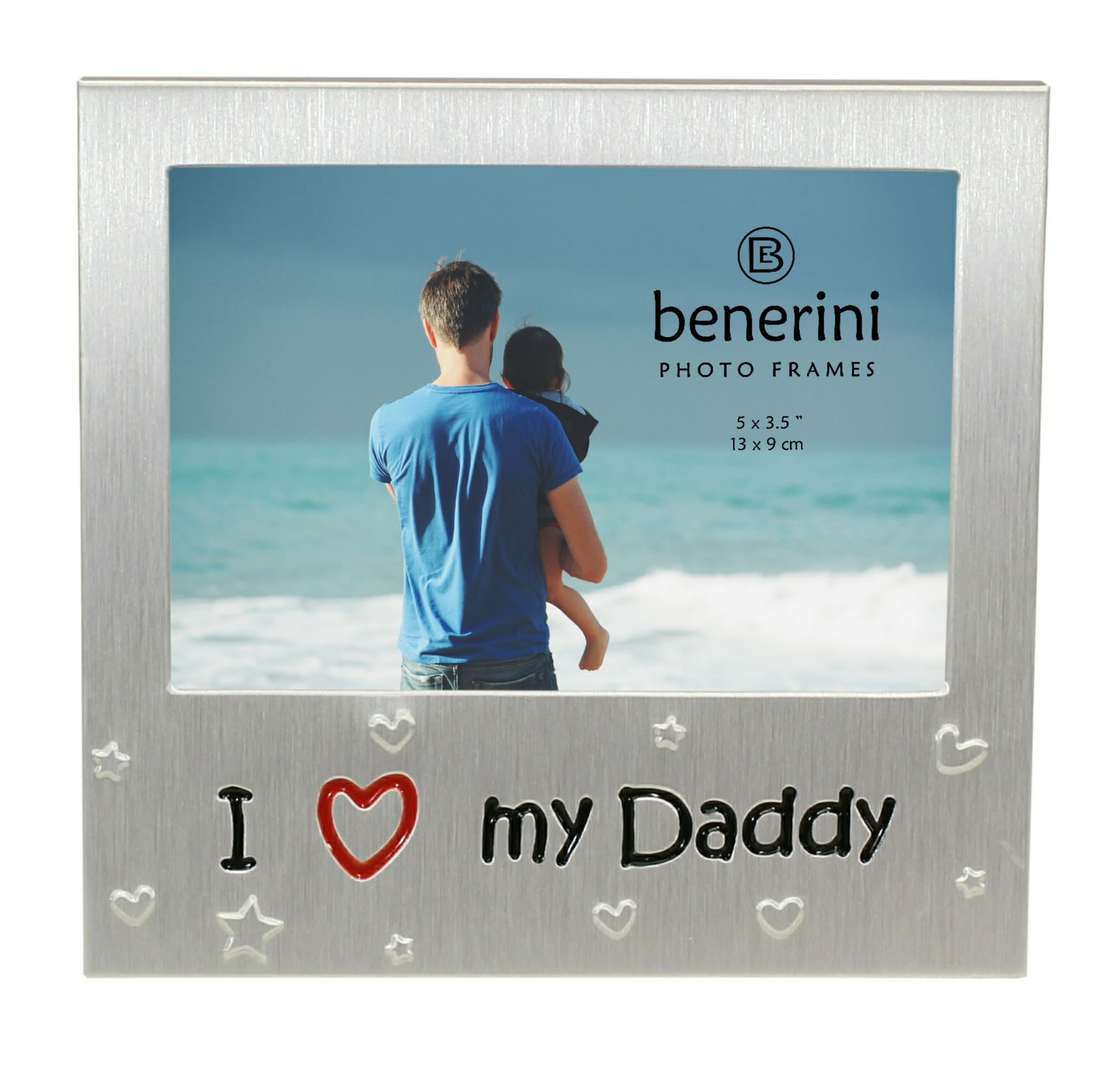 I Love My Daddy Photo Frame  5 X 35