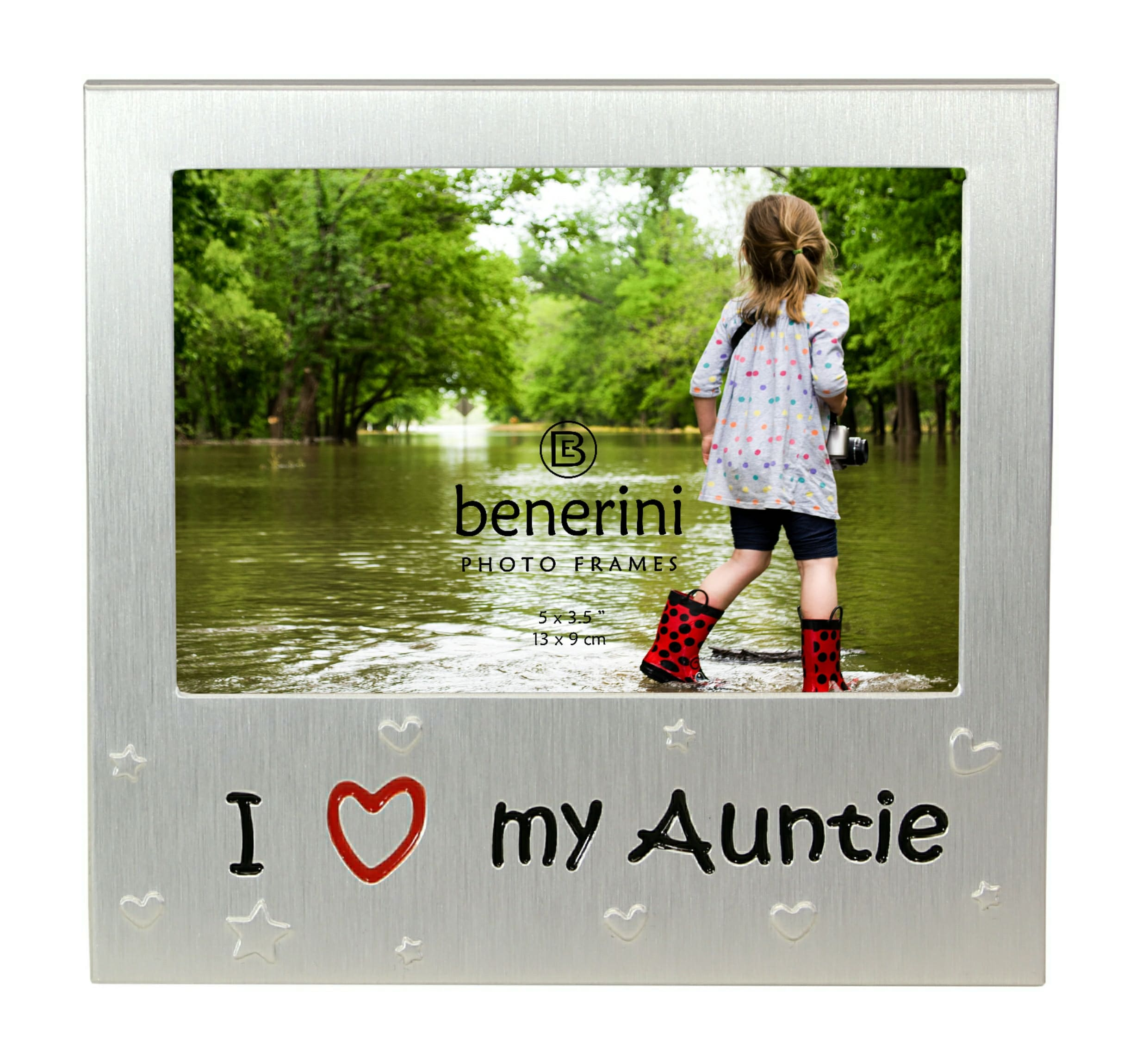 Details About I Love My Auntie Photo Picture Frame Birthday Christmas Gift Idea For Auntie