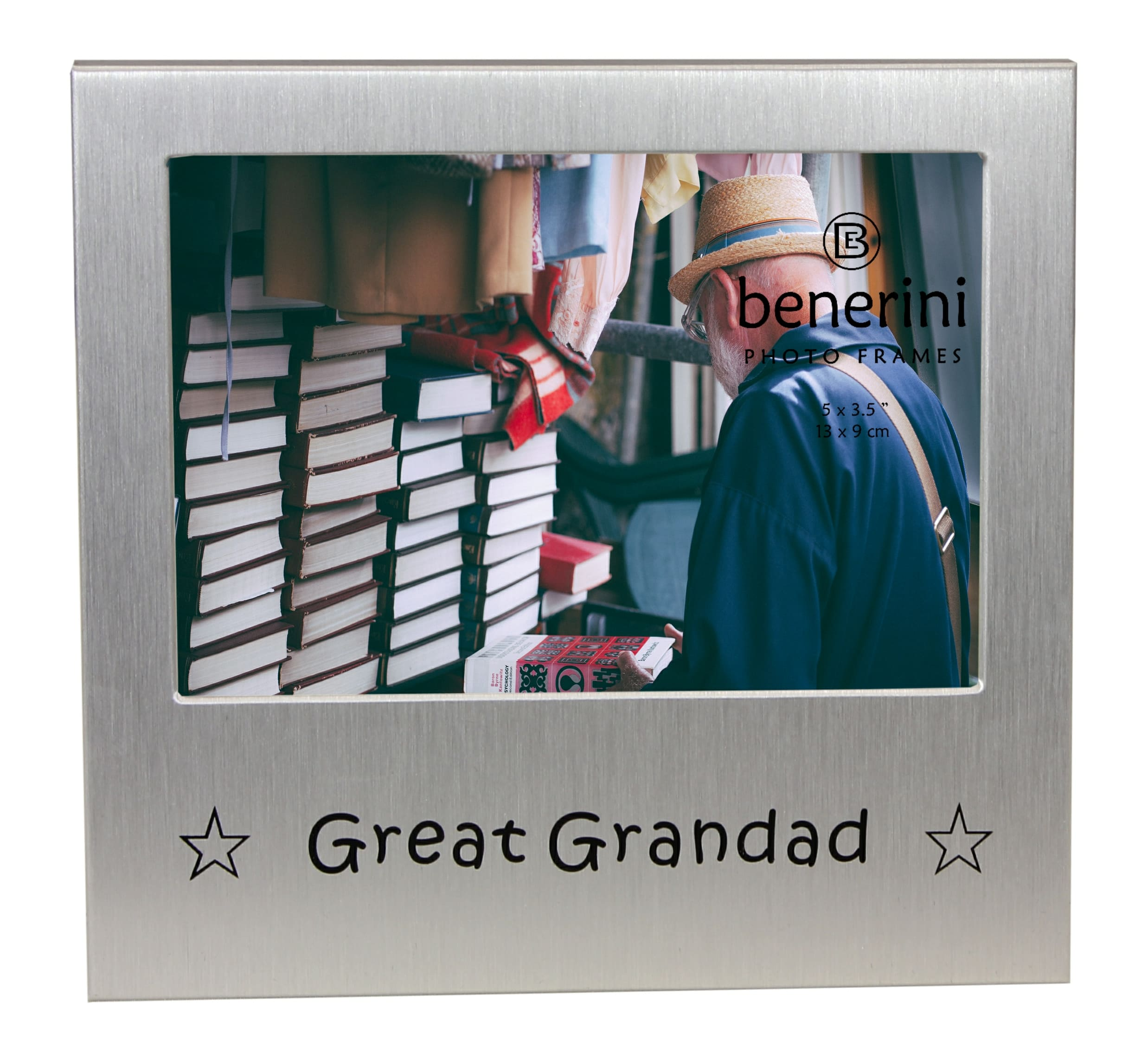 Great Grandad Photo Frame  5 X 35 (13 X