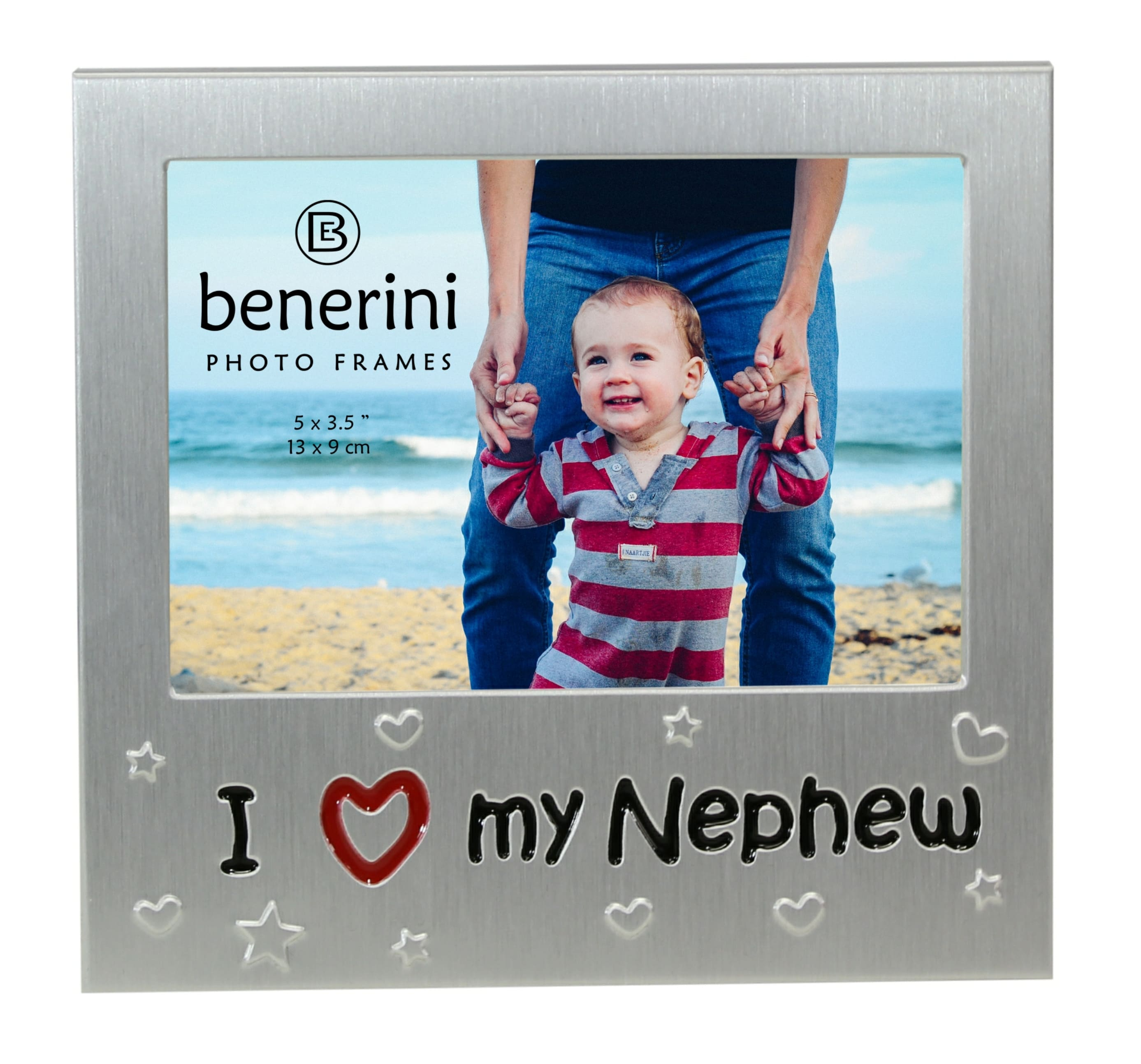 I Love My Nephew Photo Frame  5 X 35
