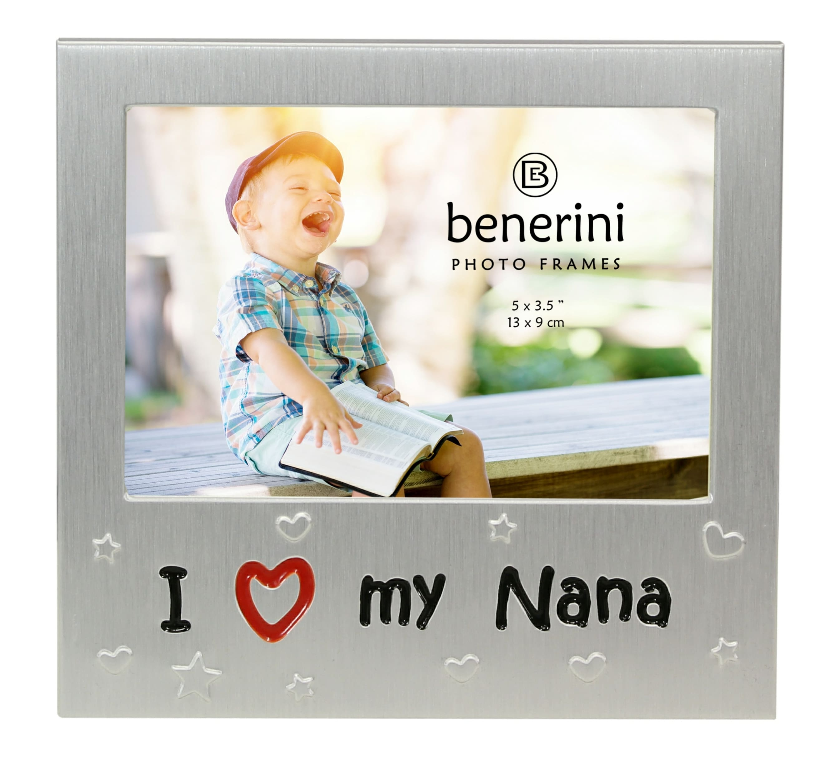 I Love My Nana Photo Picture Frame Mothers Day Birthday Christmas
