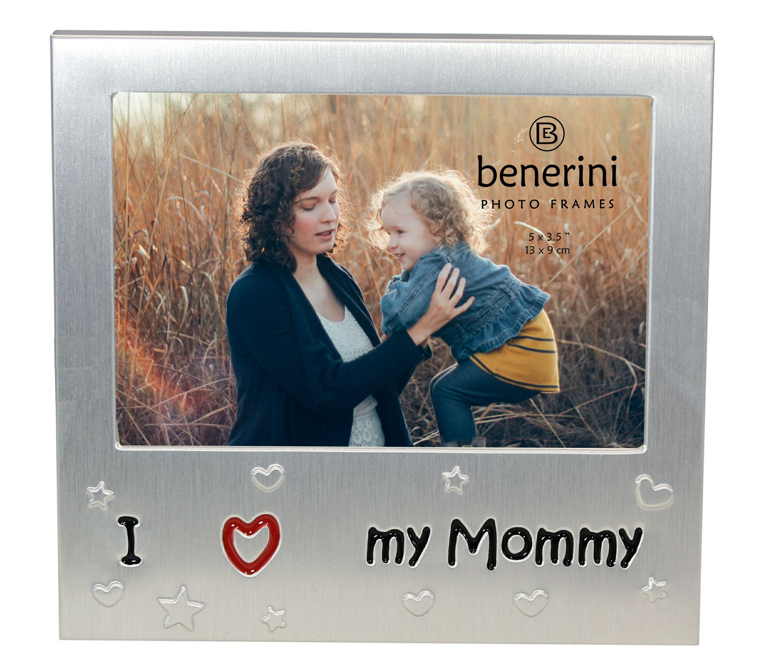 I Love My Mommy Photo Picture Frame Mothers Day Birthday Christmas