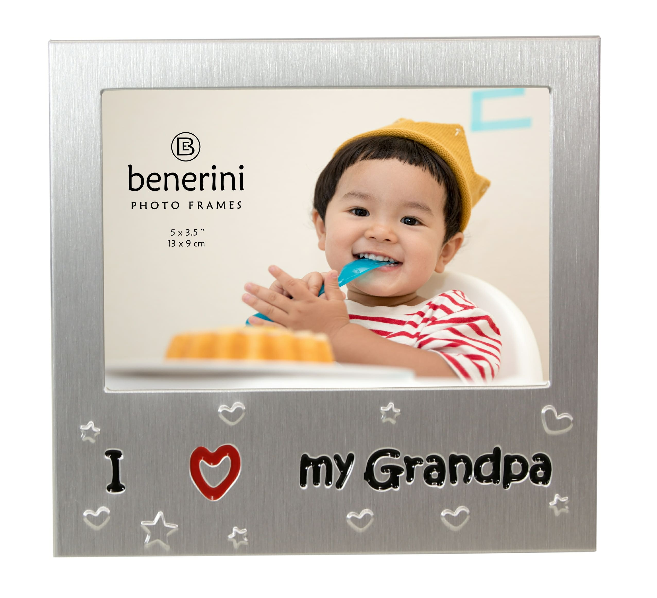 We Love Our Grandpa Picture Frame Present Idea Benerini