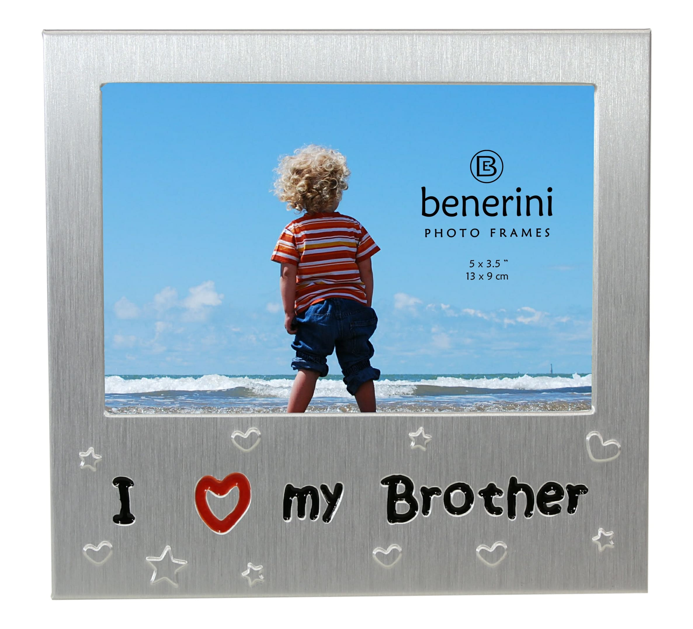 Christmas Gifts For Brother.Details About I Love My Brother Photo Picture Frame Gift Birthday Christmas Gifts For Him