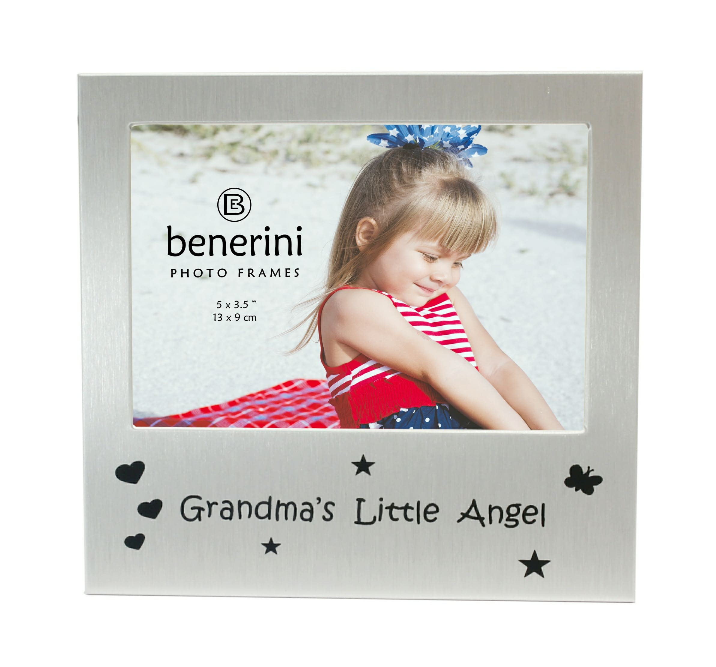 Grandma\'s Little Angel Photo Picture Frame Gift 5\
